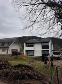 DEBUT DE CHANTIER DE L'EXTENSION DU CABINET VETERINAIRE A MALMEDY