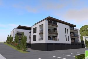 PROJET DE CONSTRUCTION D'UN IMMEUBLE DE 15 LOGEMENTS AU NORD-LUXEMBOURG