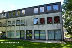 RENOVATION ENERGETIQUE DE 48 LOGEMENTS A LIBRAMONT (immeuble A)