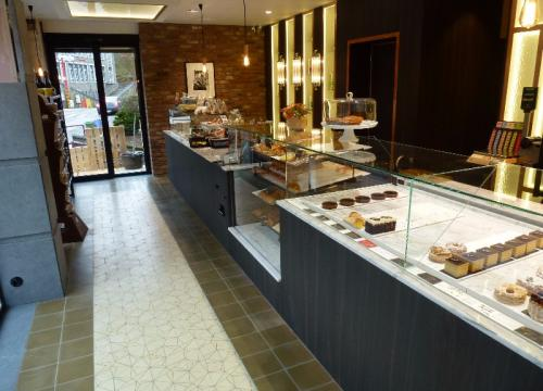 RENOVATION D'UNE BOULANGERIE A HOUFFALIZE